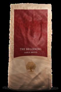 1025_LARGE BREED the BEGINNING_Packshot Bag_12kg_Web_No Background